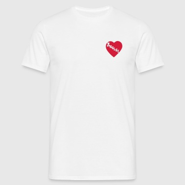 I Love Anglet - T-shirt Homme