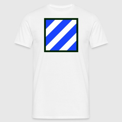 3rd_Infantry_division - Mannen T-shirt