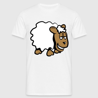 SHEEP goofy - Men's T-Shirt