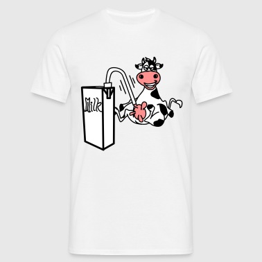 milkcow - Men's T-Shirt