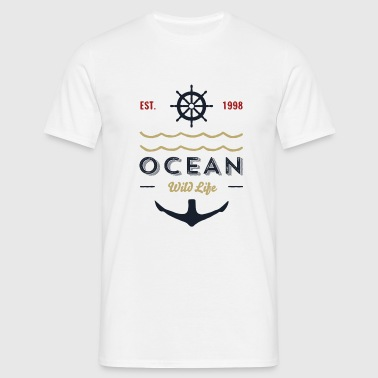 Outdoor ocean - T-shirt Homme