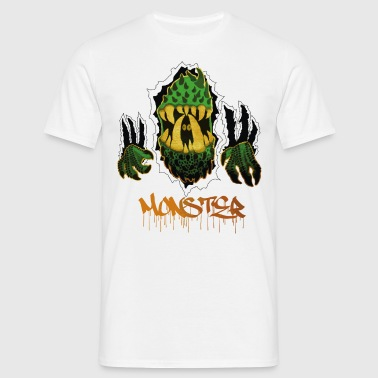 Green Monster 2k - T-shirt Homme