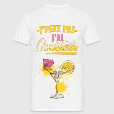 Jai cocktails - T-shirt Homme