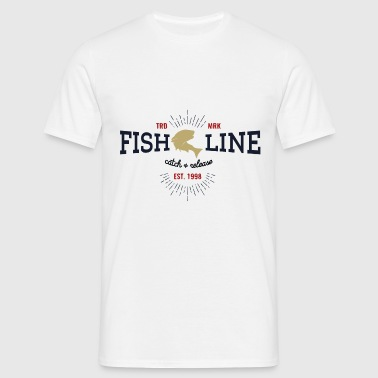 Outdoor fish - T-shirt Homme