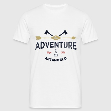Outdoor adventure - T-shirt Homme