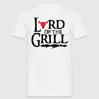 lord_of_the_grill - Men's T-Shirt