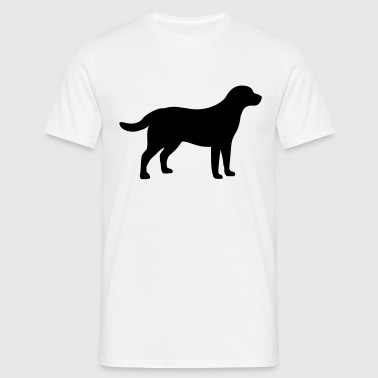 Labrador Retriever Dog - Men's T-Shirt