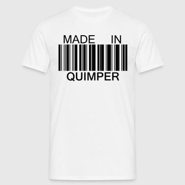Made in Quimper 29 - T-shirt Homme