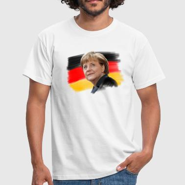 Angela Merkel - Men's T-Shirt