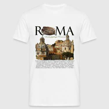 ROMA - T-shirt Homme