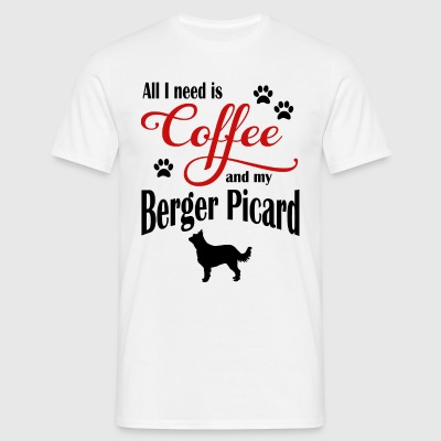 Berger Picard Coffee - Men's T-Shirt