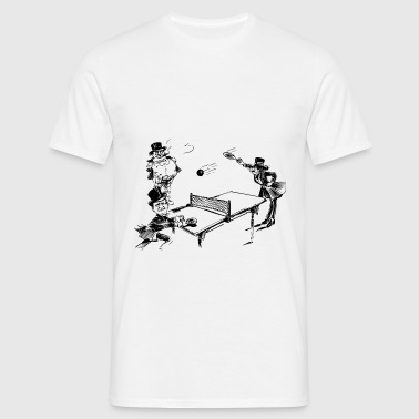 table tennis - Men's T-Shirt