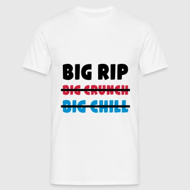 BIG RIP / BIG CHILL / BIG CRUNCH - UNIVERS - T-shirt Homme