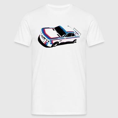 touring car - Men's T-Shirt