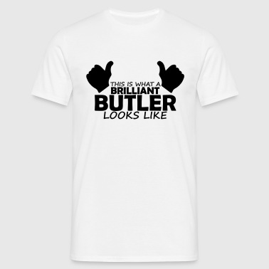 brilliant butler - Men's T-Shirt