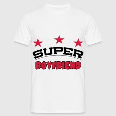 Super boyfriend 111 - Men's T-Shirt