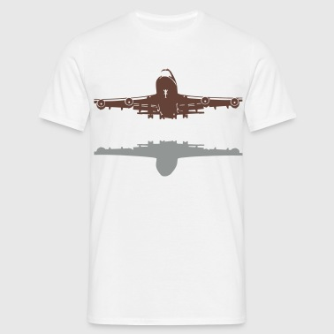 Boeing-747 - Men's T-Shirt