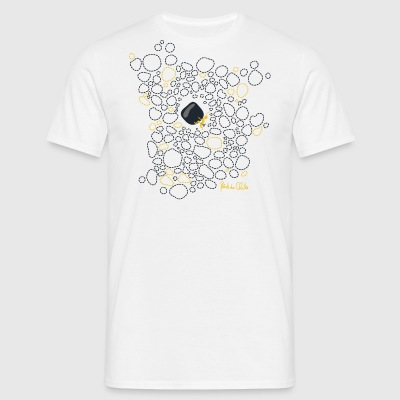 Klatring Clear Design - Herre-T-shirt