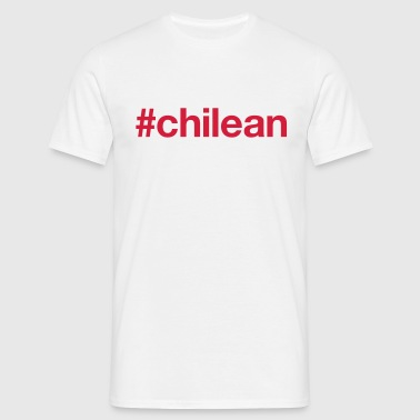 CHILE - Men's T-Shirt