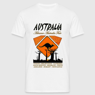 AUSTRALIA By LATITUDE 16 - T-shirt Homme