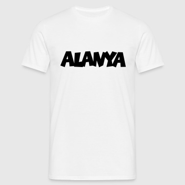 Alanya - Men's T-Shirt