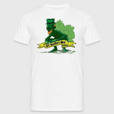 Patricks Day St - Leprechaun - T-shirt Homme