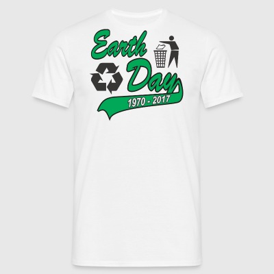 Earth Day 2017 - Men's T-Shirt