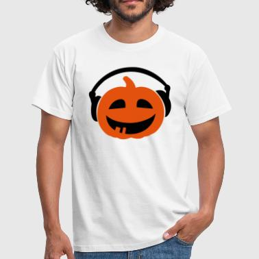 Pumpkin DJ - Men's T-Shirt