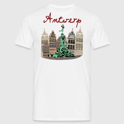 Brabo Antwerp - Men's T-Shirt