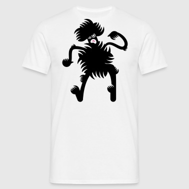 Dancing at the Discotheque - Men's T-Shirt