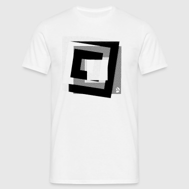 AD Square - Herre-T-shirt