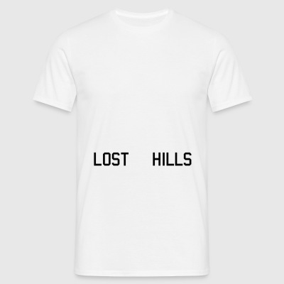 LOST HILLS - Men's T-Shirt
