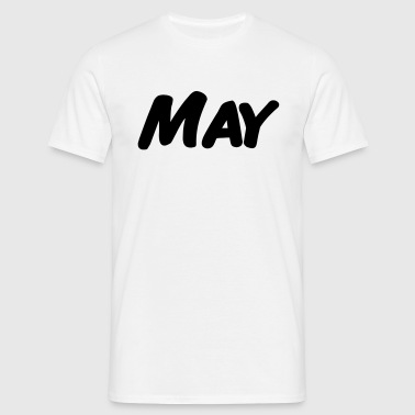 May - Men's T-Shirt