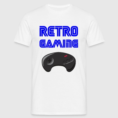 RETROGAMING - T-shirt Homme