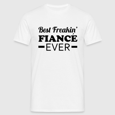 Fiance - Men's T-Shirt