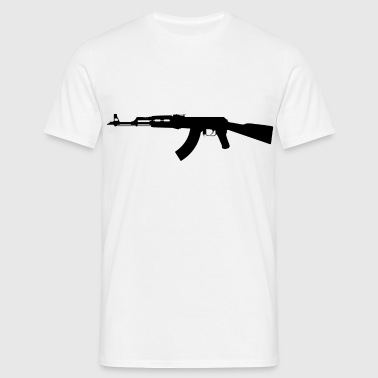 AK 47 - Men's T-Shirt