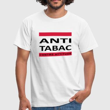 LOGO ANTI TABAC - T-shirt Homme
