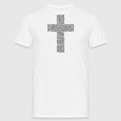 cross Religion - T-shirt Homme