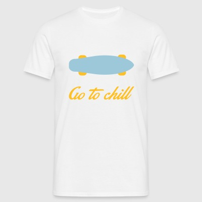 chill - T-shirt herr