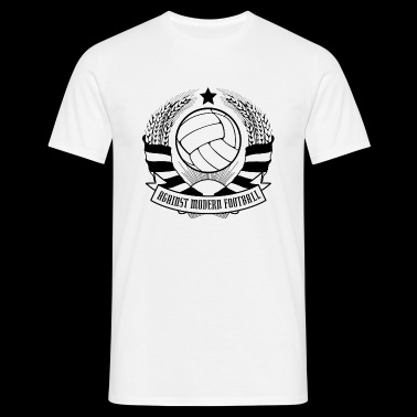 Against Modern Football - Camiseta hombre