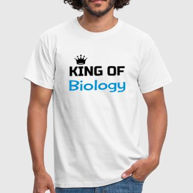 Biology Biologist Biologie Biologiste Sciences - Men's T-Shirt