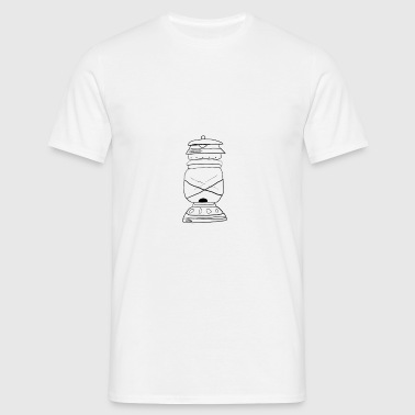 oil lamp oil lamp - Men's T-Shirt