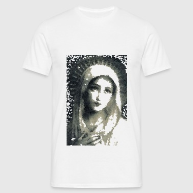 SAINT MARY - Mannen T-shirt
