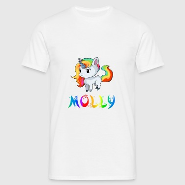 Unicorn Molly - T-shirt Homme