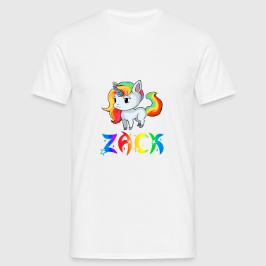 Unicorn Zack - Men's T-Shirt
