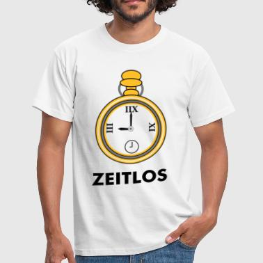 clock - Men's T-Shirt