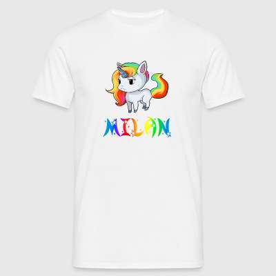 Unicorn Milan - Men's T-Shirt