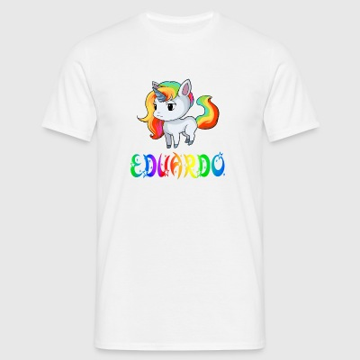 Unicorn Eduardo - Men's T-Shirt