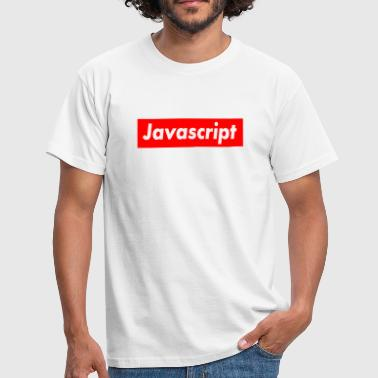 Javascript - Men's T-Shirt