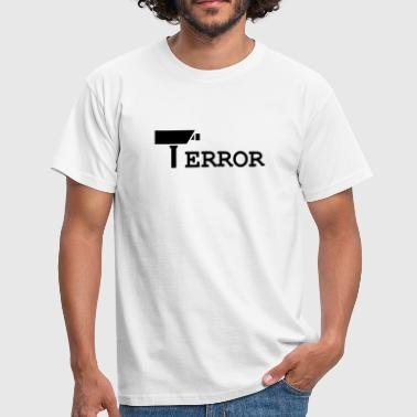 t_error - Mannen T-shirt